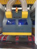 服を着せられた材木木製の働く機械のためのポーランドの紙やすりで磨く機械