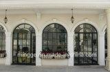Utilisé à l'extérieur la sculpture en acier de la fenêtre principale de la conception pour la vente