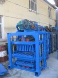 Bloc de béton brique Zcjk manuel Making Machine (QTJ4-40)