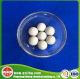 Bola de cerámica inerte del óxido de aluminio del alto alúmina