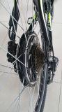 Motor mágico del eje del borde de la empanada del motor de la bici eléctrica principal de oro de la tecnología