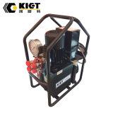 Pompa hydráulica eléctrica ligera para la llave inglesa de torque