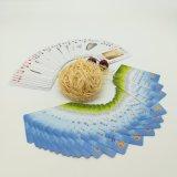 Qualitäts-neue Art kundenspezifisches unbelegtes schwarzes Spielkarte-Drucken Yh347