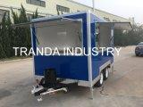 De moderne Mobiele OpenluchtVrachtwagen van het Voedsel Shawarma