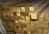 H59 H62 de Vierkante Staaf van het Messing voor Gebruik Indusitrial