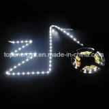 Indicatore luminoso di striscia Bendable di figura SMD2835 LED di S