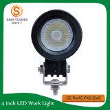 Lámpara de la luz del trabajo del CREE 10W LED que conduce la motocicleta del coche de la niebla 12V