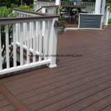 Decking flexible en gros du constructeur WPC