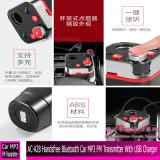 AC-A28 гарнитуры Bluetooth Автомобильный MP3, FM-передатчик с помощью зарядного устройства USB