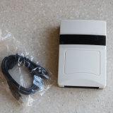 De unieke Afstand van het Effect van de Lezer van de Desktop RFID van het Overzicht van het Ontwerp UHF over 20cm met Interface USB