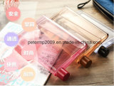 Creative PAPER Cup Water Cup Color notebook plastic Water Bottle
