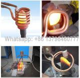 Velocidad de calentamiento rápido calentamiento por inducción la máquina de soldadura soldadura fuerte de la rueda dentada y