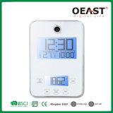 Balança de cozinha com tempo, temperatura, humidade, estirpe de alta precisão do sistema do sensor do medidor Ot6657m