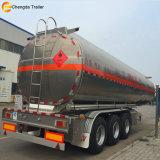 De Aanhangwagens van de Tanker van de Tank van de Stookolie van het Asfalt van het roestvrij staal Voor Verkoop