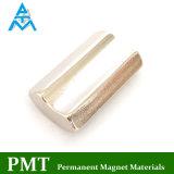 N30sh de Gesinterde Magneet van het Neodymium met voor de Permanente Motor van gelijkstroom