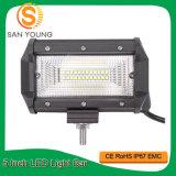 도로 몰기 떨어져를 위한 자동 차 크리 사람 LED 표시등 막대 12V 크리 사람 LED 칩 바 빛