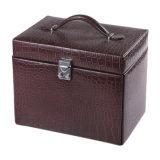 Hölzernes Geschenk-verpackenschmucksache-Kasten