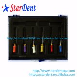 Producto dental de Niti del uso de la mano del sistema de ficheros del canal de raíz de la M-Forma cónica de IMD