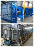 Machine verticale complètement automatique de panneau de mur en béton du poids léger ENV
