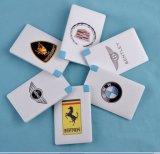 Портативный мини-индивидуальные подарки Банка питания 4000amh с логотипом