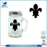 Привлекательный и прочный пластичный ярлык стикера чашки