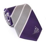 cravate 100%Silk/relation étroite de /Men relation étroite de logo