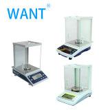 Balances électroniques de haute précision 0,1 mg 1 mg 5 mg 10mg ou Customzied