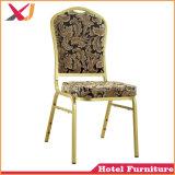 Stapelbarer Stahlaluminiumhotel-Hochzeits-Bankett-Stuhl für das Speisen der Möbel