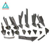 Точки для обработки почвы литой детали инструменты с наконечником из карбида вольфрама.