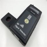 マルチ使用の探知器は多目的なGSMの電話RF無線バグの探知器差込式レンズのファインダー無線レンズのハンターのセキュリティシステムをレーザー助けた