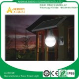 18W Monocrystal 위원회를 가진 옥외 태양 LED 달 벽 빛