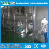 Автоматическая 5 галлонов питьевой воды заполнения машины линии наполнения цилиндра экструдера
