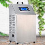 Épurateur portatif de véhicule de générateur de l'ozone 10g de vente chaude