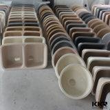Unter Gegenfester künstlicher Steinküche-acrylsaueroberflächenwanne
