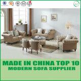 Modulare Kombinations-Möbel-preiswertes Gewebe-Sofa mit Holzrahmen