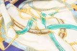 Heißer Verkauf gedruckte Dame Shawl Silk Square Scarf für Großverkauf
