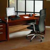 couvre-tapis antidérapage de présidence de tapis de bureau de feuille solide claire de polycarbonate de 2.5mm
