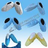 熱い販売のNonwoven靴カバー、スリップ防止の使い捨て可能な靴カバー