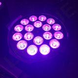 Heißer NENNWERT Stadium DJ-18X15W 5in1 LED kann Lampe