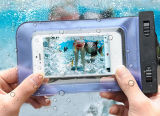 O Sublimation luminoso 3D Waterproof saco Shining para o iPhone 6 positivo