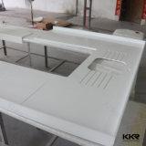 Kingkonree ha personalizzato il disegno di superficie solido del contatore della caffetteria di Corian