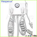 歯科実験室の携帯用タービン単位Hesperusをハングさせる壁のタイプ