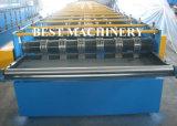 Rullo poco costoso della piattaforma di pavimento di prezzi che forma macchina per il calcestruzzo strutturale