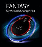 결정 K9 Samsung iPhone 유니버설을%s 무선 충전기 공장 5V 1A 환상 책상 셀룰라 전화 비용을 부과 패드