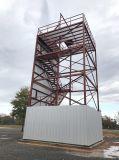 Torretta d'acciaio efficiente sfrenatamente usata di addestramento per il ponticello del fuoco