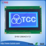 Syb128X64 CV13 Blauwe/Geelgroene LCD 12864 Grafische LCD 128*64