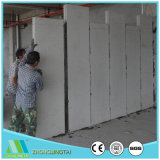 Material Decarative sándwich EPS el panel de pared para América del Sur