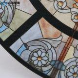Usine de verre trempé de Fujian personnalisé avec Digital Design imprimé