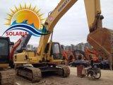 Excavador hidráulico de KOMATSU PC360-7 del material de construcción en condiciones de trabajo excelentes