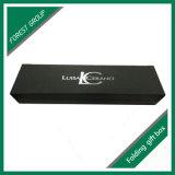 Boîte cadeau en carton gris avec une haute qualité